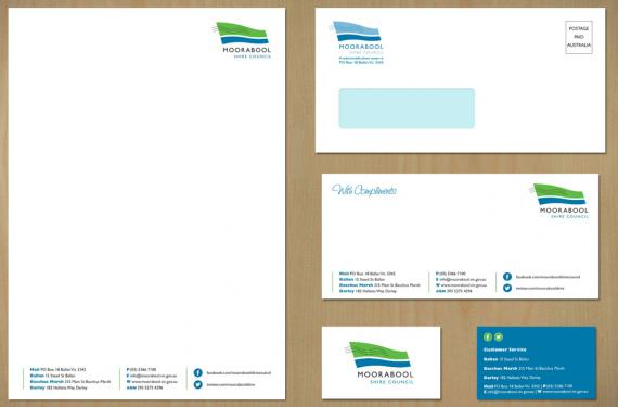 Moorabool Council Stationary