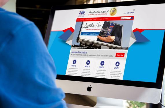Australian Retail Products Website