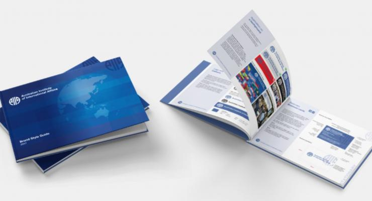 We Specialise in BRAND STYLE GUIDES