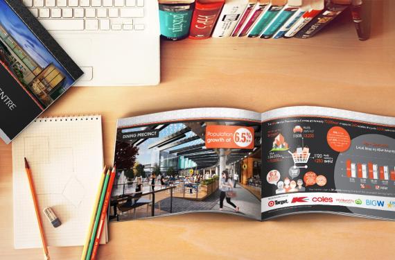 Narellan Town Centre Development Brochure