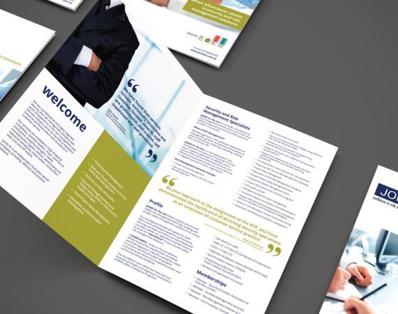 Jones XL Security & Safety Consultants Brochure